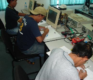 basic monitor course
