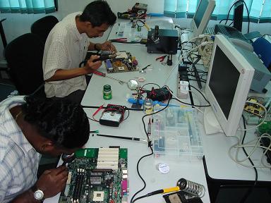LCD MONITOR REPAIR