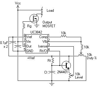 uc3842 test circuit