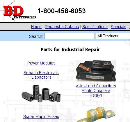 bdent electronic supplier