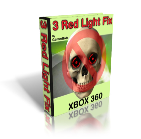 xbox 360 3 red lights