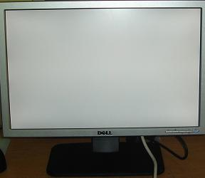 dell lcd monitor problem