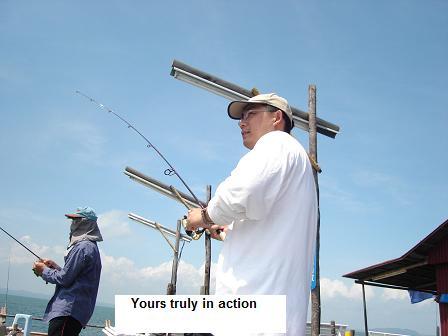 kelong fishing ah fatt