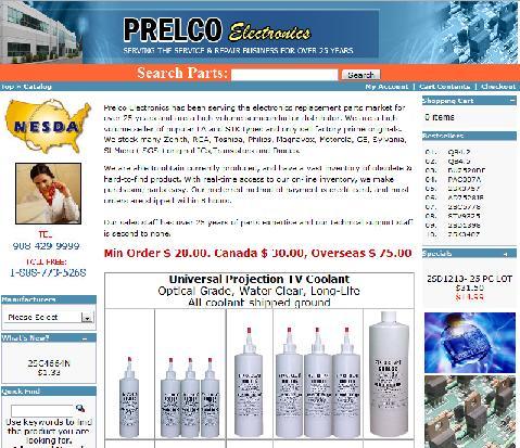 prelco parts