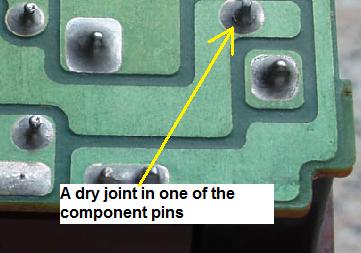 dry joint
