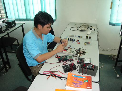 electronic repair