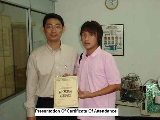 electronic course