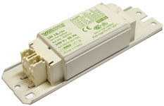 How do you know if a fluorescent ballast is bad