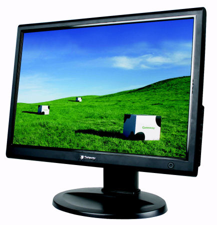 lcd monitor picture