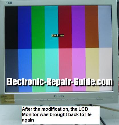 philips 107s lcd monitor