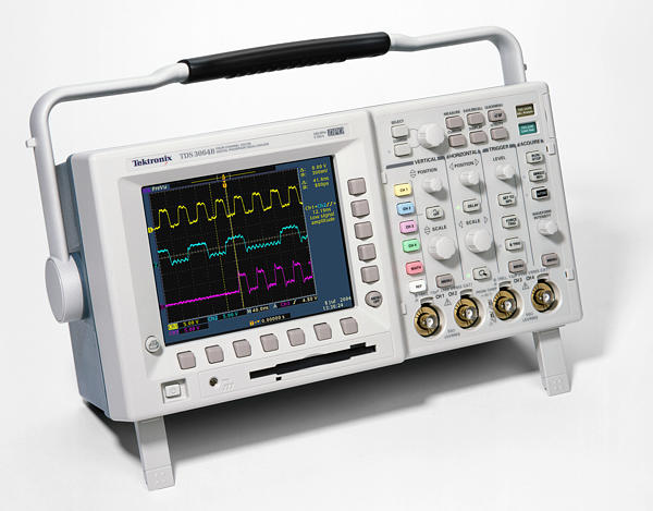 Using A Digital Oscilloscope : Is oscilloscope necessary in electronic troubleshooting