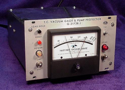 vacuum gas laser