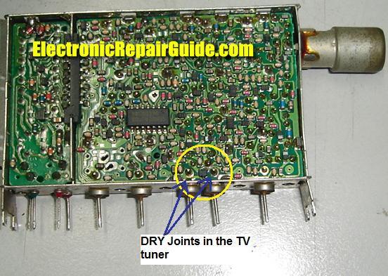 toshiba television tuner