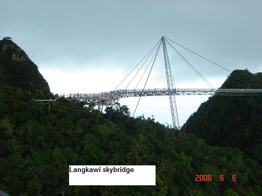 langkawi skyway bridge