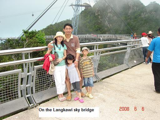 langkawi skyway bridge