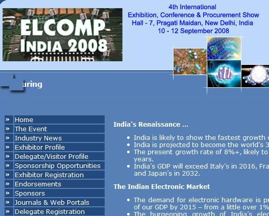 elcomp india