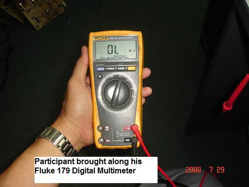 fluke 179 digital meter