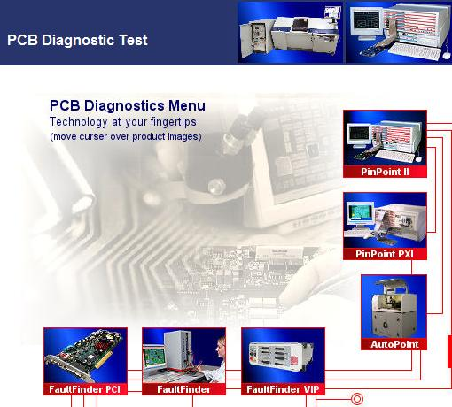 pcb diagnostic