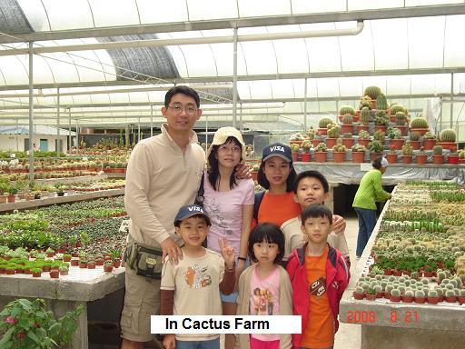 cameron cactus farm