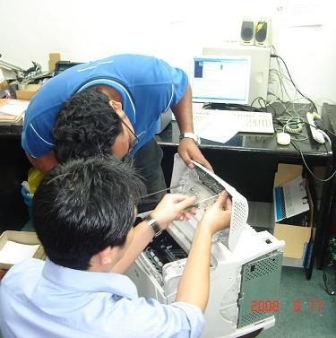 printer repair course