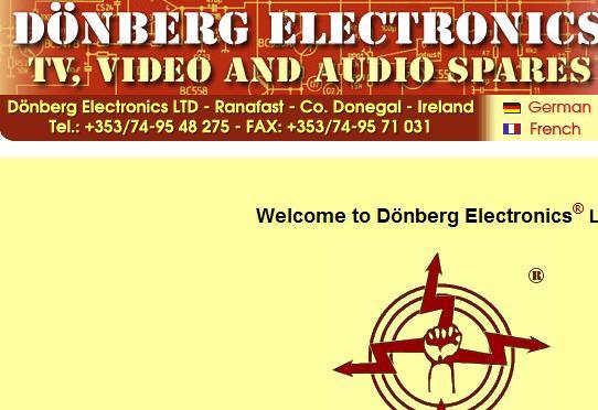 donberg electronics