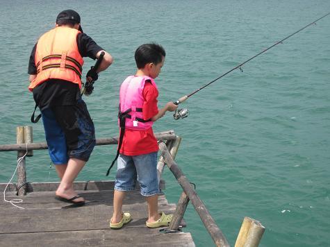 kelongfishing