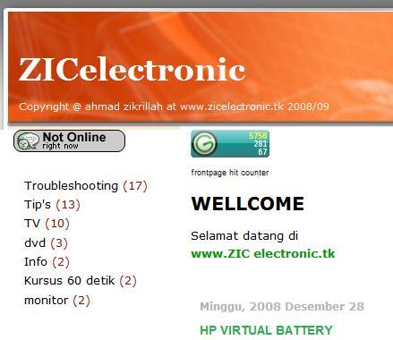 electronic repair blog