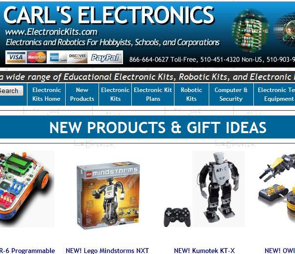 carl electronics