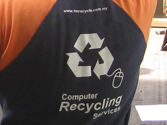 recycle monitor