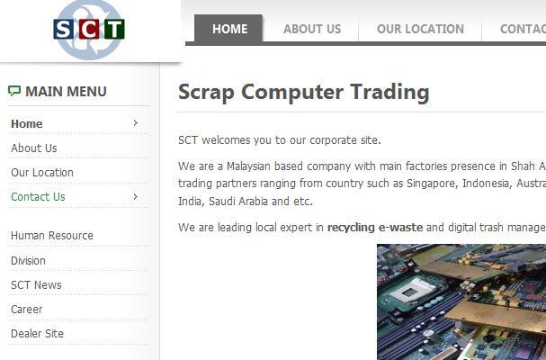 scrap computer