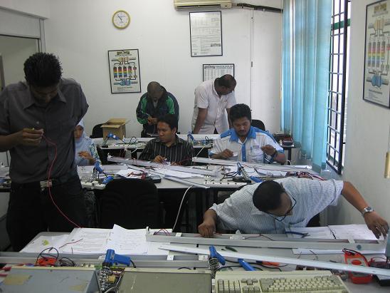 basic electronic course