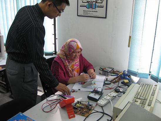 repair course