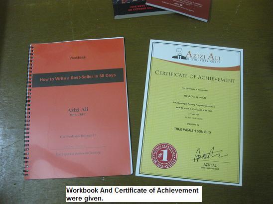 azizi ali workshop