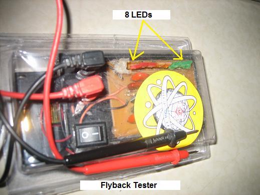 flyback tester