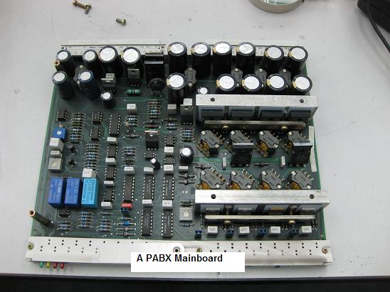 pabx board