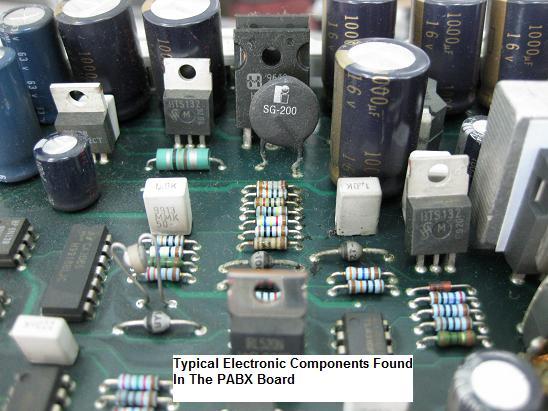 pabx board repair