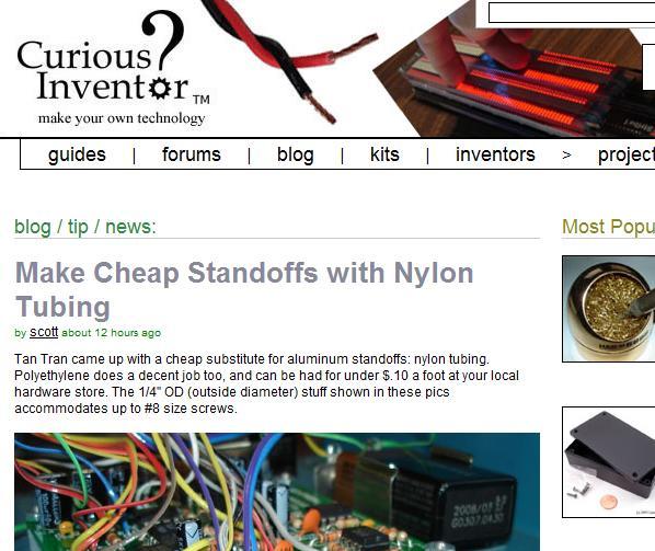 curious inventor