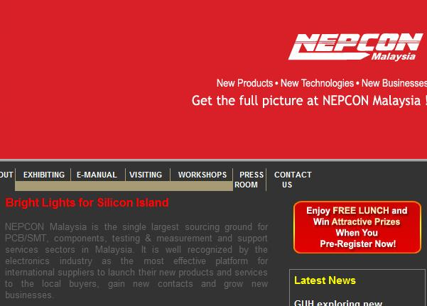 nepcon Malaysia