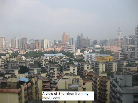 shenzhen china city