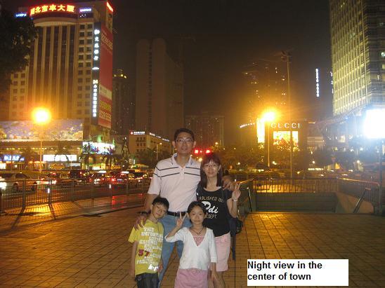 shenzhen china town
