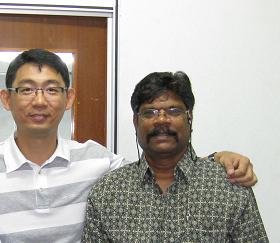 electronic repairer from Singapore
