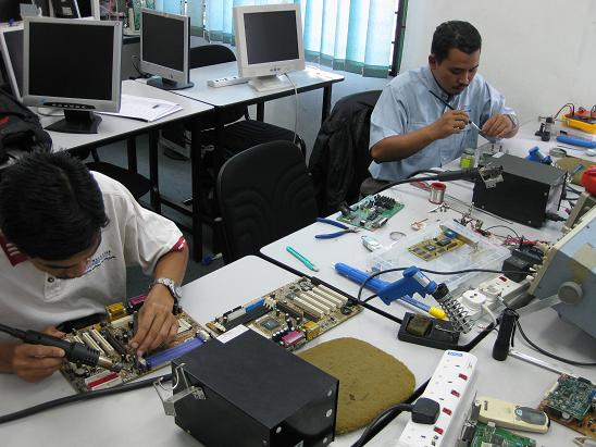 lcd monitor course