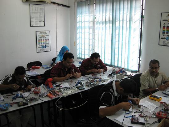 testing electronics