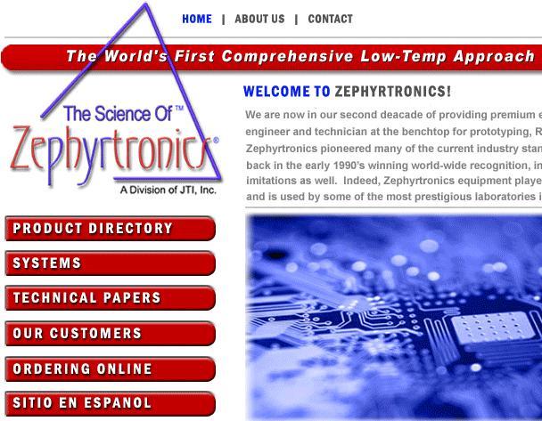 zephyrtonics