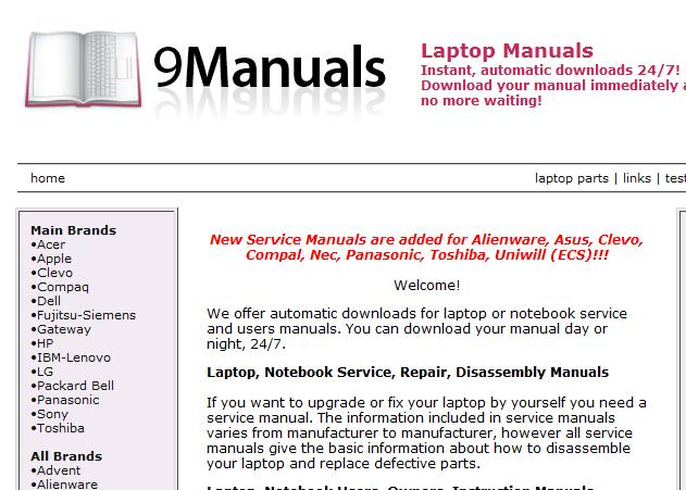 laptop schematic diagrams electronics repair and technology news9manuals 9manuals if you repair laptop or notebooks