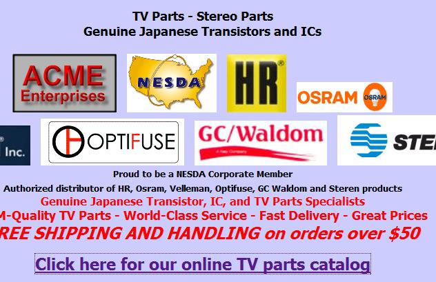 acme electronic supplier