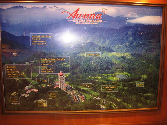 awana genting highlands