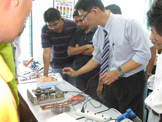 repairing courses