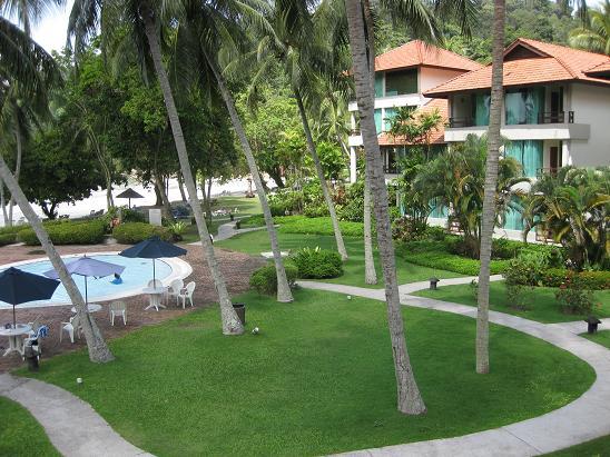 pulau pangkor beach resort