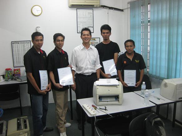printer course